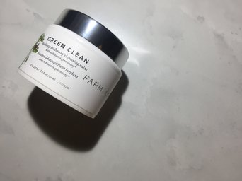 Farmacy Green Clean Makeup Meltaway Cleansing Balm uploaded by Ana Carolina A.