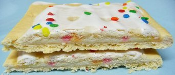Kellogg's Pop-Tarts, Frosted Confetti Cake uploaded by alondra a.
