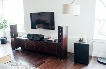 JBL Studio 290 3-Way Floorstanding Speaker - Each (Black) uploaded by Ray H.