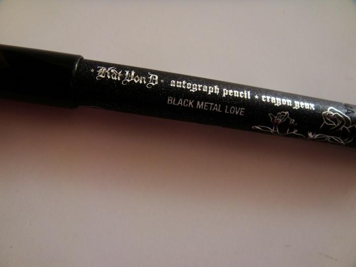 Kat Von D Autograph Pencil uploaded by Josie S.