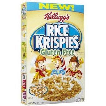 Kellogg's Rice Krispies Gluten Free Cereal uploaded by Marjan S.