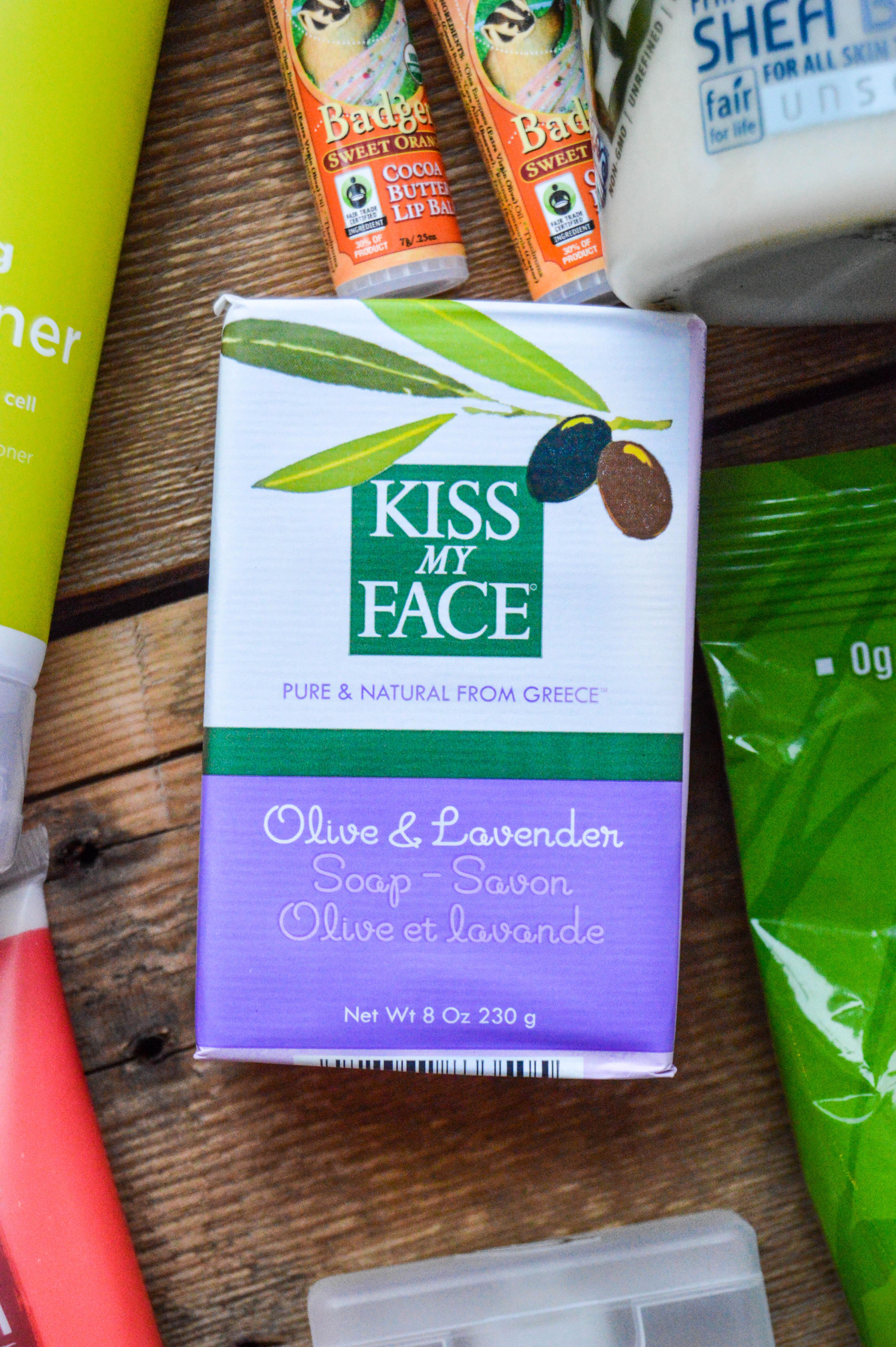 Kiss My Face Olive & Verbena Bar Soap, 8 oz uploaded by Brandy G.