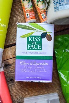 Kiss My Face Olive & Verbena Bar Soap, 8 oz uploaded by Brandy G.