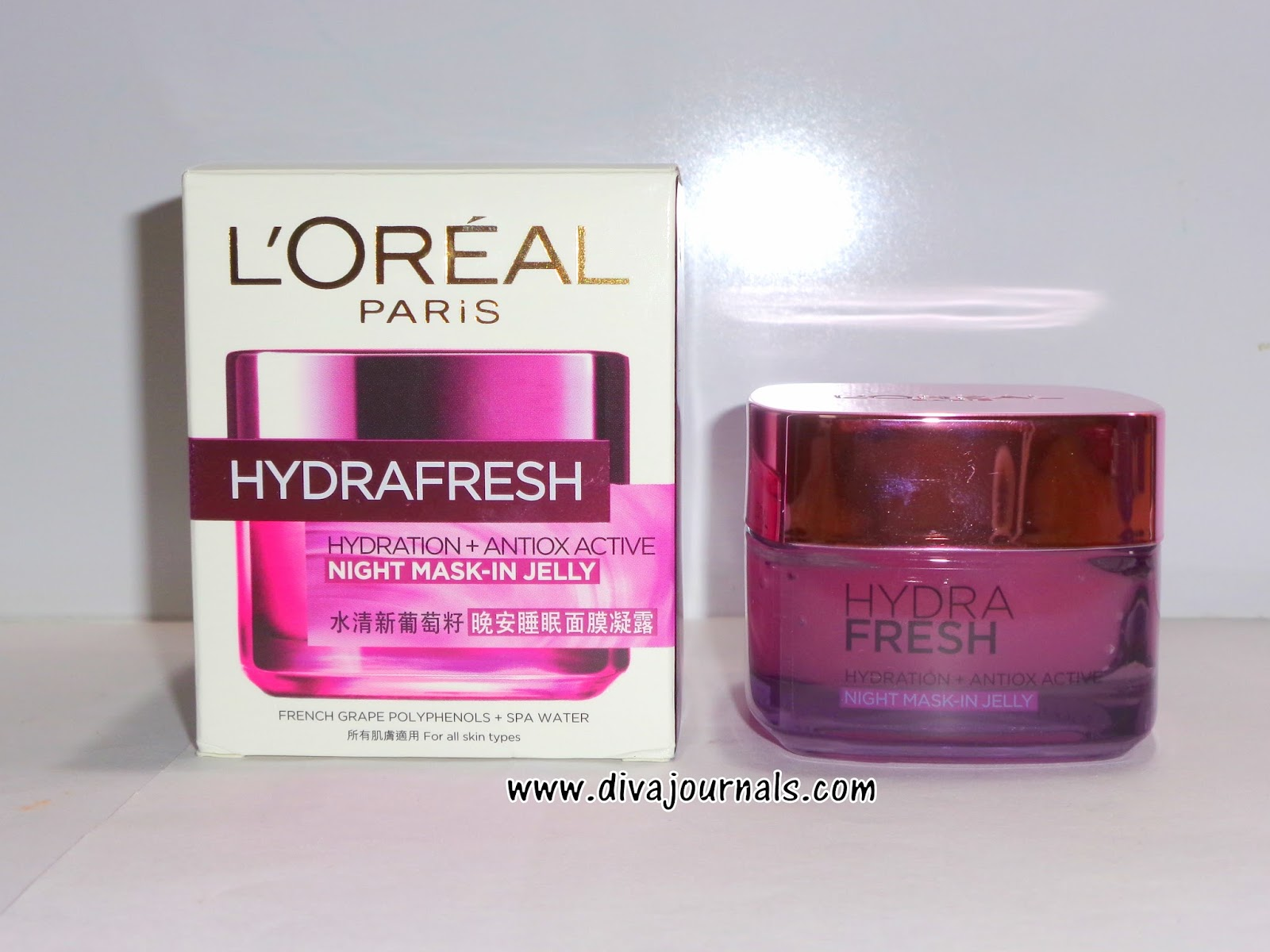 L'Oréal Paris Hydra Fresh Hydration+ Antiox Active Supreme Emulsion uploaded by Carla🌻