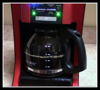 Mr. Coffee 12-Cup Programmable Coffee Maker uploaded by Jennifer S.
