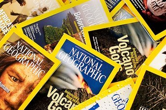 National Geographic uploaded by Hajar B.