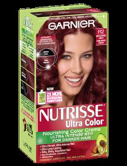 Garnier, Inc. Garnier Nutrisse Hair Color uploaded by Tresa B.