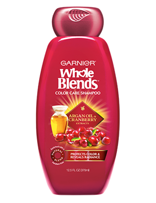 Photo of Garnier® Whole Blends™ Argan Oil & Cranberry Extracts Color Care Shampoo 12.5 fl. oz. Bottle uploaded by Ràn Y.