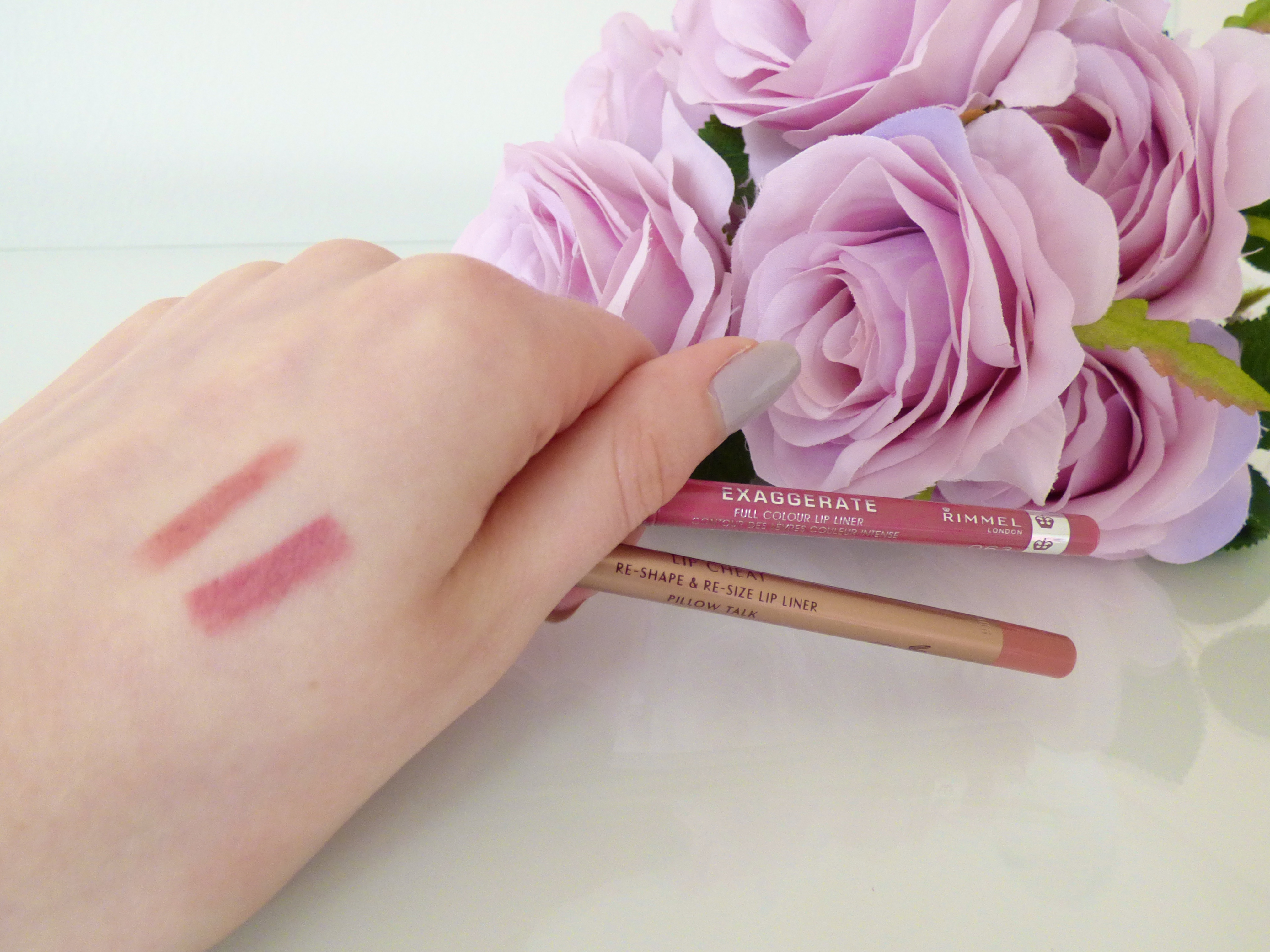 Photo of Rimmel London Exaggerate Automatic Lip Liner uploaded by Stephanie H.