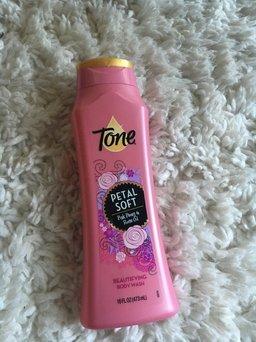 Photo of Tone® Petal Soft Beautifying Body Wash 16 fl oz. Bottle uploaded by Tiara B.