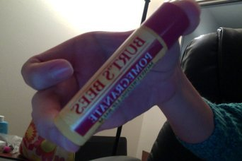 Burt's Bees® Pomegranate Lip Balm uploaded by Maria S.