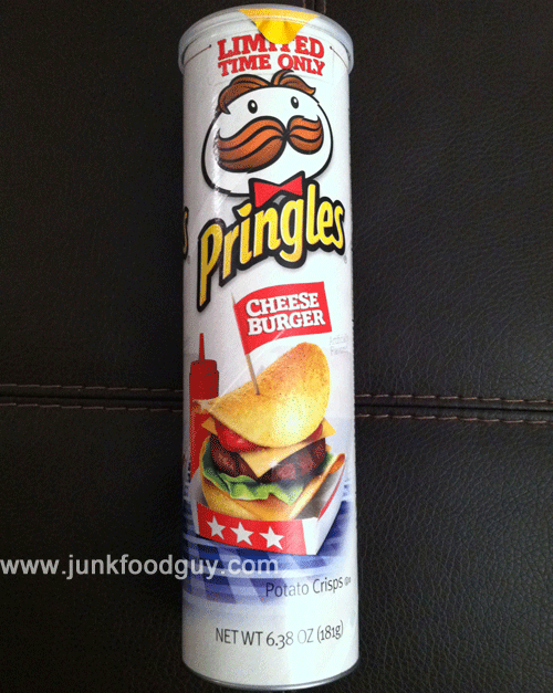 Photo of Pringles® Cheeseburger uploaded by Dusty K.