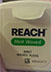 Photo of REACH® cleanpaste™ Icy Mint Woven Floss uploaded by Jeanett A.