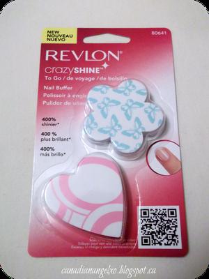 Revlon Crazy Shine To Go Nail Buffer uploaded by Tasha W.