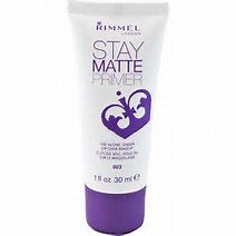 Rimmel Stay Matte Primer uploaded by Dianna G.