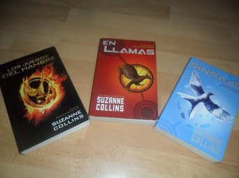Hunger Games Book uploaded by Dany F.