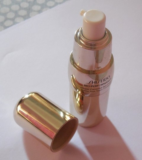 Shiseido Bio-Performance Super Corrective Eye Cream uploaded by Ini A.