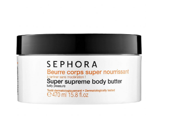 Photo of SEPHORA COLLECTION Super Supreme Body Butter Body Butter 15.8 oz uploaded by Nasima M.