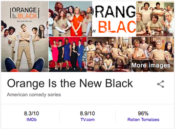 Photo of Orange is the New Black uploaded by julia m.