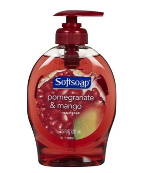 Softsoap Pomegranate & Mango Hand Soap, 11.25 fl oz uploaded by Savannah S.