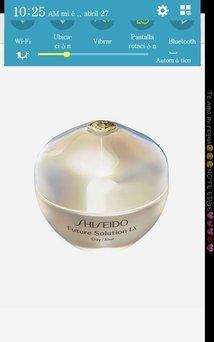 Shiseido Future Solution Lx Protective Day Cream SPF 15 uploaded by Cristal E.