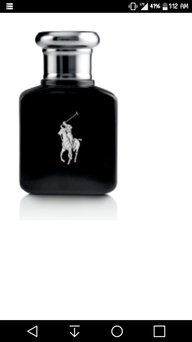 Ralph Lauren Polo Black Eau de Toilette Spray uploaded by Sabrina M.