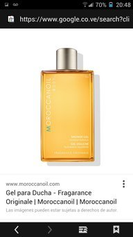 Photo of Moroccanoil Shower Gel uploaded by Anneliesse