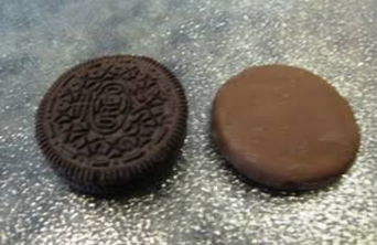 Nabisco Oreo Cookies Fudge Cremes uploaded by Laura Patricia R.