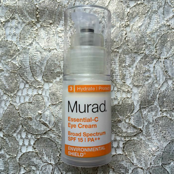 Murad Essential C Eye Cream SPF15 uploaded by brigith l.