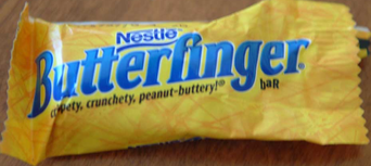 Butterfinger Candy Bar uploaded by Helen F.