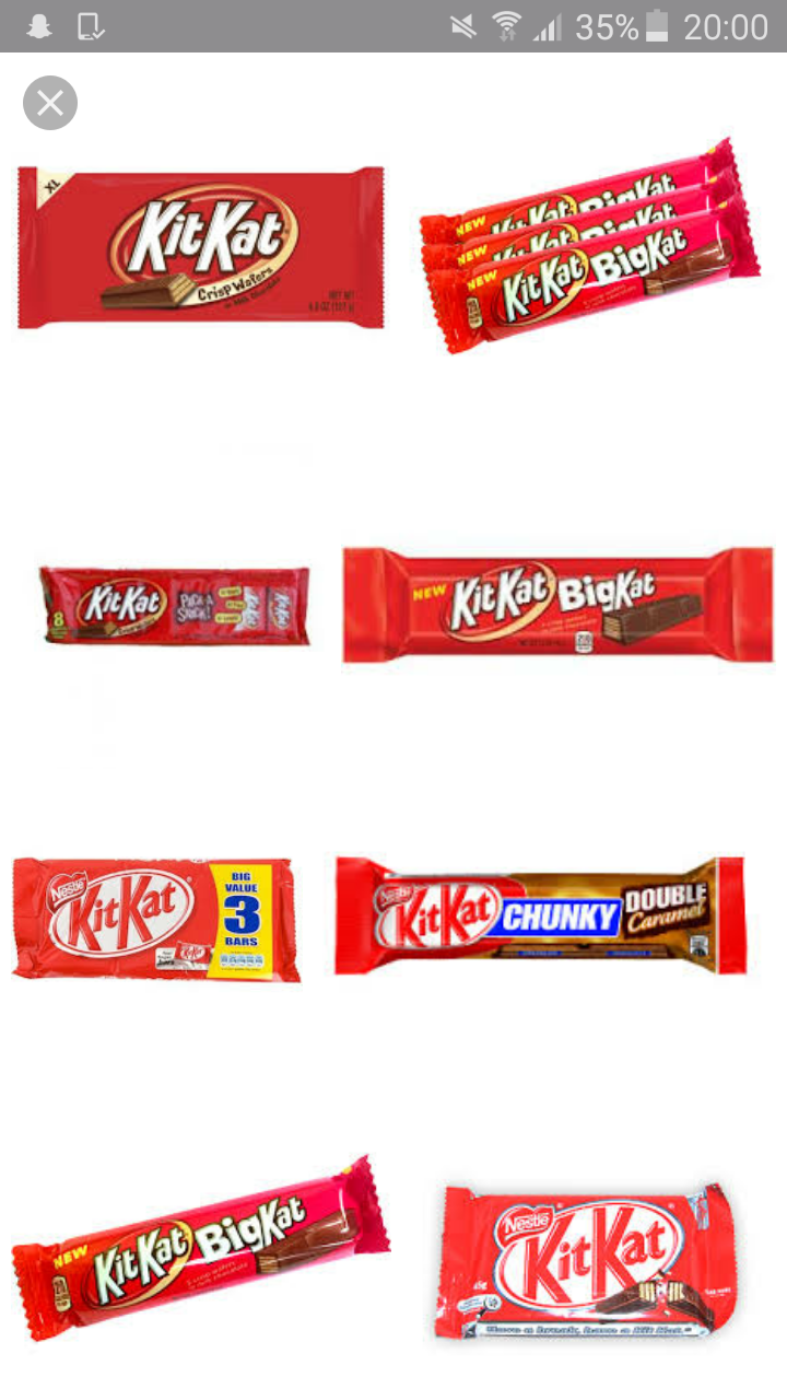Kit Kat Extra Crispy uploaded by Carmen B.