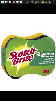 Scotch-Brite Multi Purpose Scrub Sponge uploaded by Caroline H.