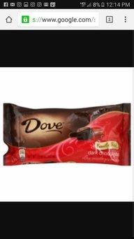 Dove Dark Chocolate Bar uploaded by Katie V.