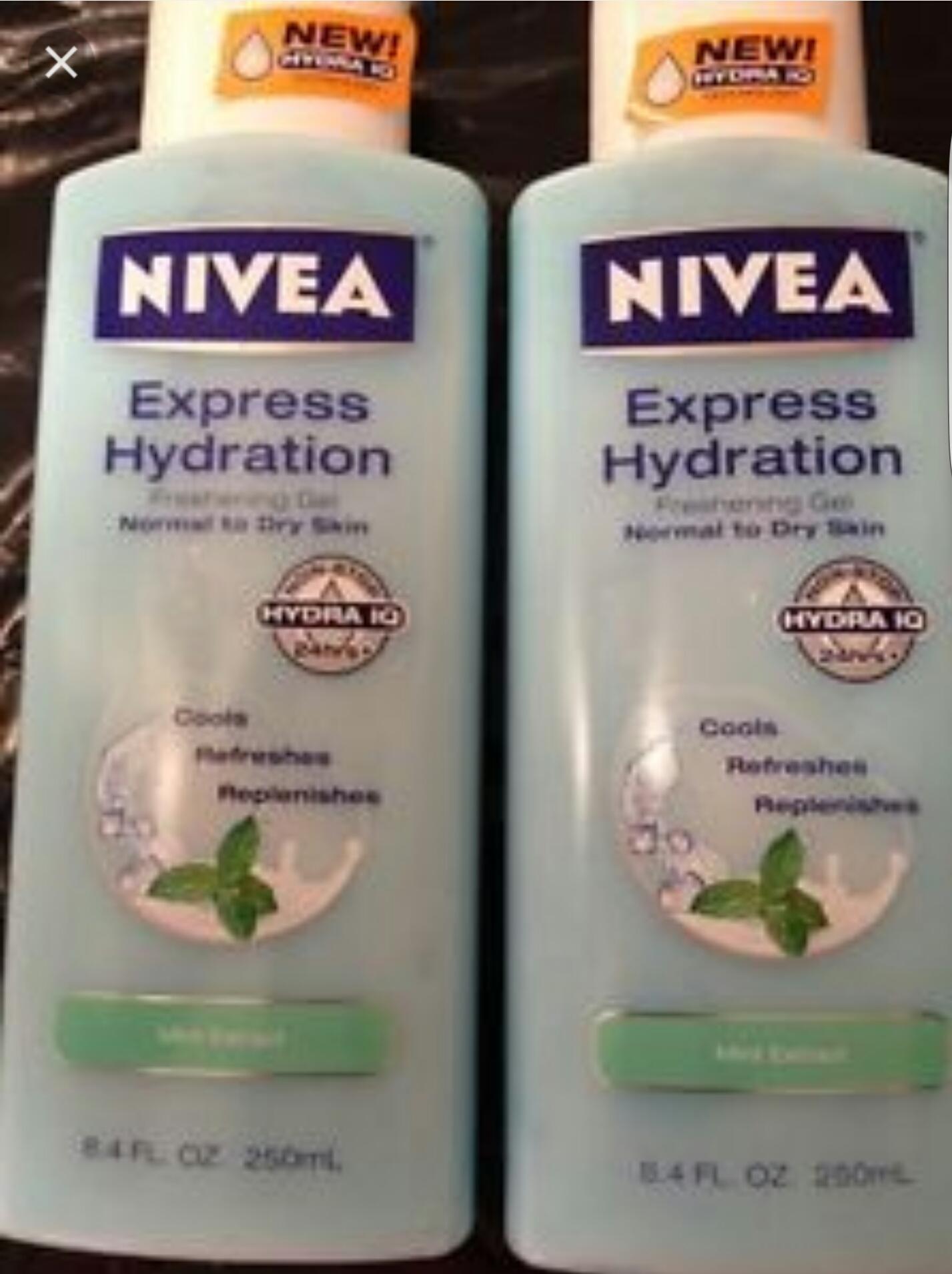 NIVEA Express Hydration Freshening Gel uploaded by Nane F.