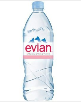 Evian® Natural Spring Water uploaded by Nane F.