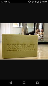 Kiss My Face Big Deal Multipack Bar Soap, Olive and Aloe Oil, 4 Count (Pack of 2) uploaded by Zhane M.