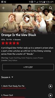 Photo of Orange is the New Black uploaded by estefania P.