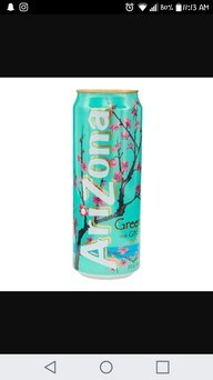 Arizona Arnold Palmer Lite Half & Half Green Tea Lemonade uploaded by Klara G.