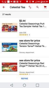 Photo of Celestial Seasonings Green Tea - 20 Tea Bags (Pack of 6) - Pack Of 6 uploaded by Yanalla B.