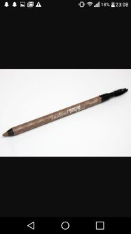 Benefit Cosmetics Instant Brow Pencil uploaded by Loren H.