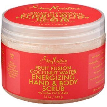 SheaMoisture Fruit Fusion Coconut Water Energizing Hand & Body Scrub uploaded by Karlene C.