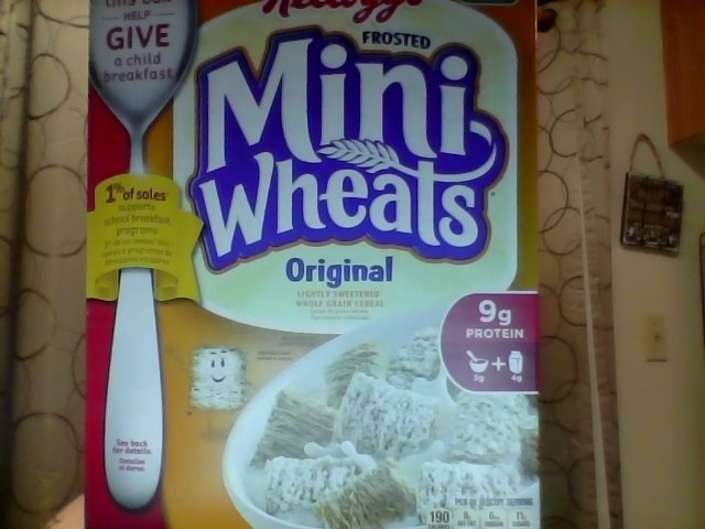 Photo of Frosted Mini-Wheats Cereal Original uploaded by Sherri C.
