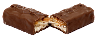 Snickers Chocolate Bar uploaded by Iqrah R.