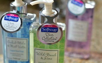 Softsoap® Wild Basil & Lime Liquid Hand Soap uploaded by Kimberly H.