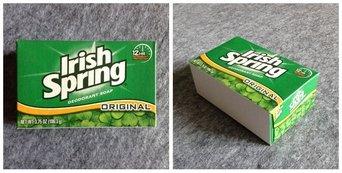 Irish Spring Original Bar Soap uploaded by Liyu W.