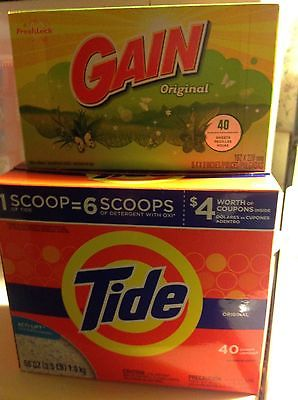 Tide Ultra Original Scent Powder Laundry Detergent uploaded by Andressa F.
