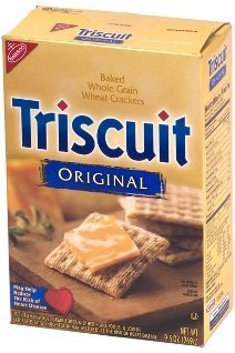 Photo of Nabisco Triscuit - Crackers - Baked Whole Grain Wheat Original uploaded by J Davis M.
