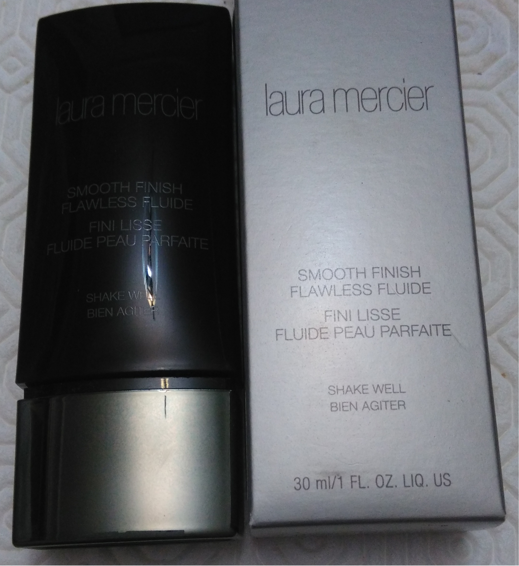 Laura Mercier Crème Smooth Foundation uploaded by Vanessa M.