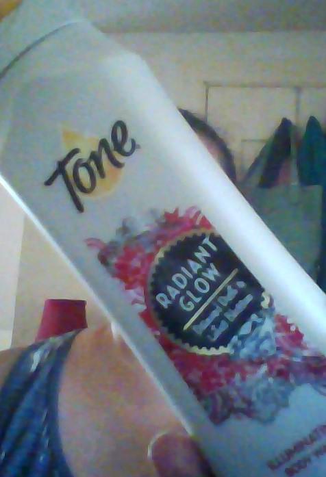Tone® Sweet Renewal™ Limited Edition Vanilla Bean & Almond Milk Body Wash 18 fl. oz. Bottle uploaded by christina s.