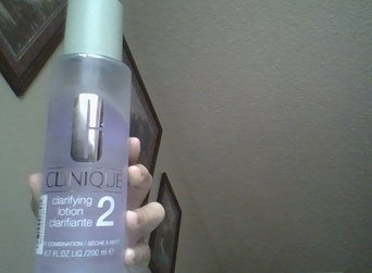 Clinique Clarifying Lotion 2 uploaded by jassmine l.